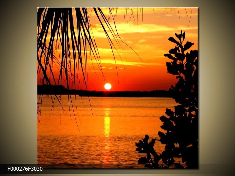 Narancssárga naplemente a partról  http://odea.hu/narancssarga-naplemente-a-partrol-vaszonkep
