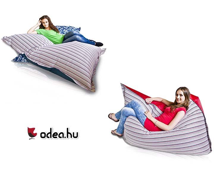 Íme az egyik legsokoldalúbb babzsákunk, a minőségi pihenés védjegyévé vált My Time babzsák.