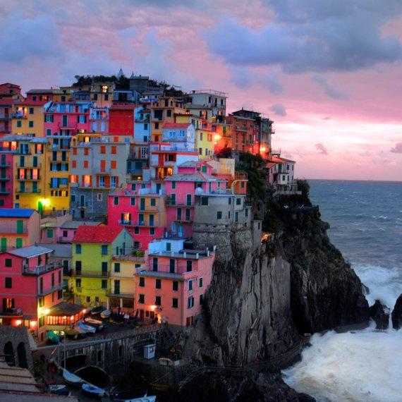 Szebb, mint a mesékben - Manarola, Olaszország.